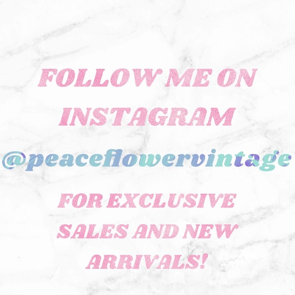 Other - Follow the shop on Social media! 🦋🦋🦋
